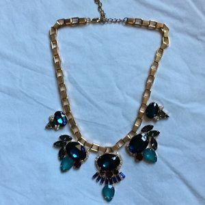 Francesca's jewel necklace
